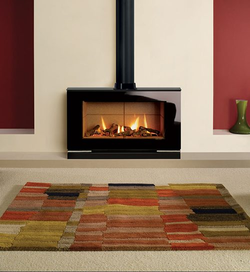 Gas And Electric Stoves Inset Wall Hanging And Freestanding Stoves