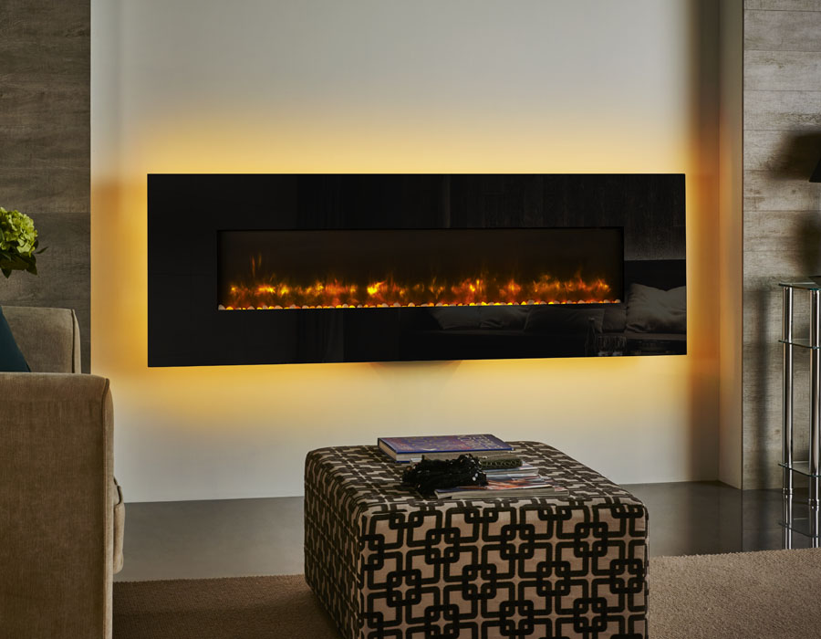 Gazco Radiance Wall Mounted Fire