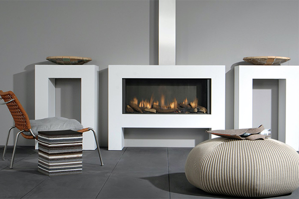 Faber Relaxed Gas Fire Devon Cornwall Dorset Somerset South West