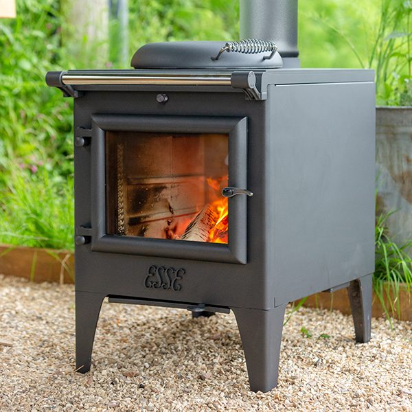 ESSE Warmheart Cook Stove Devon Cornwall Dorset Somerset South West