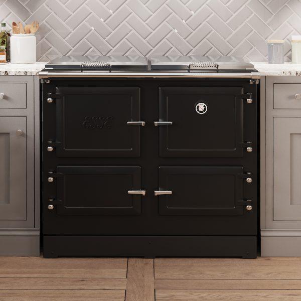 ESSE 990 ELX Range Cooker Black