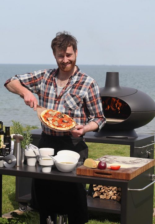 Morso Forno Outdoor Oven Pizza Cooking