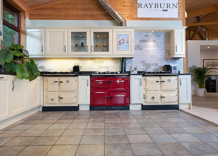 rayburn showroom devon