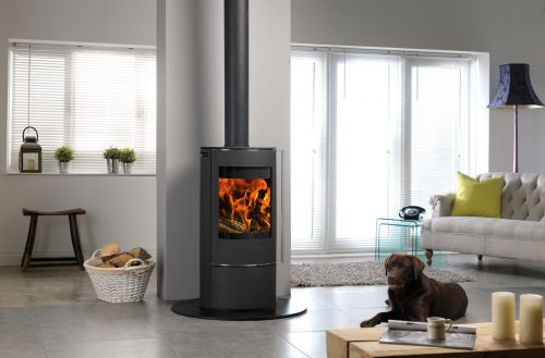 ACR Solis EcoDesign Ready Stove - Low Emission Stove