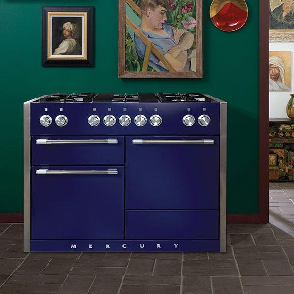 Mercury Range Cooker