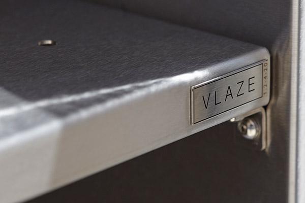 Vlaze Adapt 240 detail of shelf