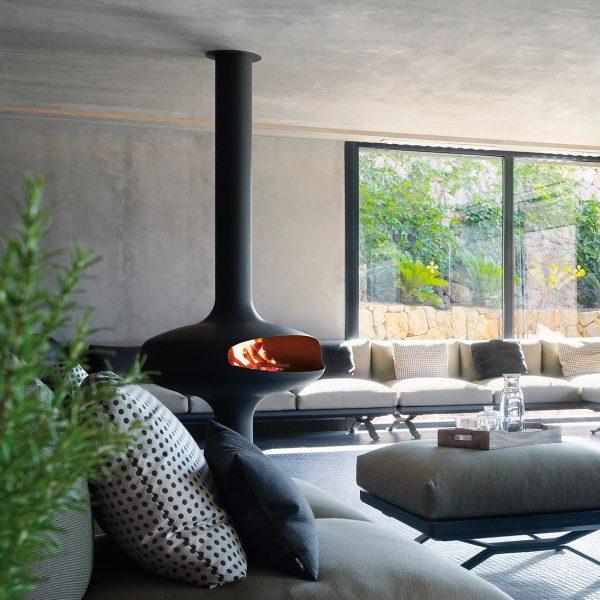 Magmafocus Gas Fireplace