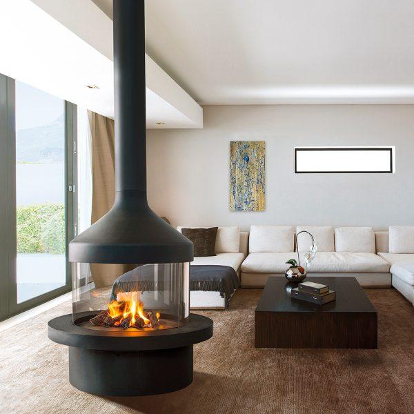 Meijifocus Gas Fireplace