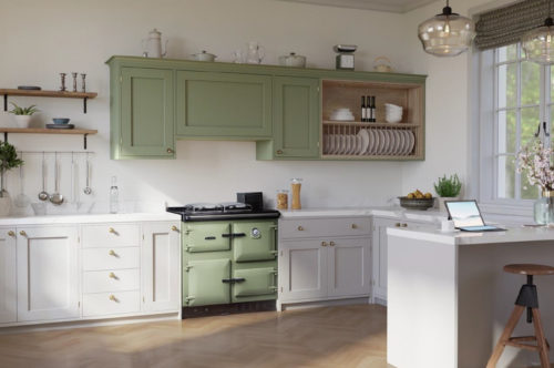 Introducing Olivine, the Newest AGA Colour Inspired by Nature